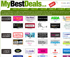 The best of UK online shopping. Discounts, sales, offers, coupons, vouchers - all money saving deals with hundreds of the UK's best loved retailers and brands.